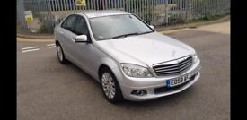 Mercedes-Benz C Class 1.6 C180 BlueEFFICIENCY Kompresso