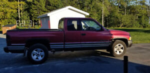 2000 Ram Trade for ?