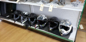 Motocross helmet BLOWOUT SALE 75 OR LESS