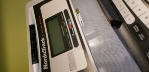 NordicTrack Commercial Folding Treadmill.