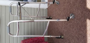 Fold up walkers, good condition