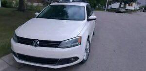 2012 VW Jetta highline 4D TDI