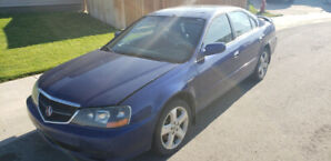 2002 Acura TL 3.2 Type - S, For Sale!!! $2200 O.B.O