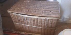 large basket.