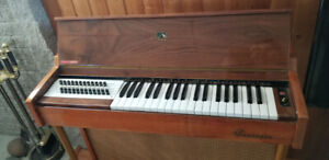 Pianorgan - Farfisa - Made in Italy - 1950s