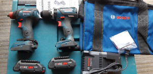 Perceuse/Drill Bosch kit