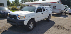 2013 toyota tacoma work truck in good condition