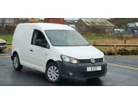 2015 Volkswagen Caddy 1.6 TDI BlueMotion 102PS Van PANEL VAN Diesel Manual