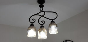 Light fixtures .. make an offer.