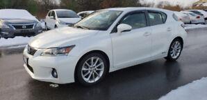 2011 Lexus CT200h Premium *** SUNROOF, BLUETOOTH, CAMERA ***