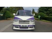1997 Volkswagen 800 SPECIAL TD SWB CAMPERVAN NA Diesel Manual