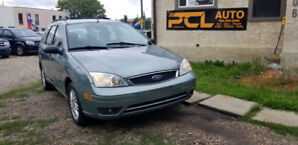 2005 FORD FOCUS WAGON ZXW!LOW MILEAGE! INSPECTED!HEATED SEATS!