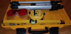 Johnson laser level