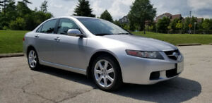 2004 Acura TSX AUTOMATIC NO ACCIDENTS LOW MILEAGE 114,000km
