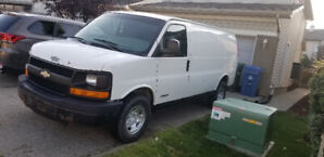 2005 Chevy Express 3500