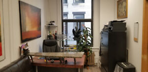 Beautiful Downtown Office Space Fully Furnished For Rent