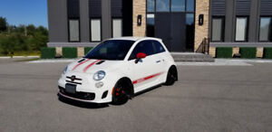 2013 Fiat 500 ABARTH MINT CONDITION