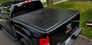 HARD TRI-FOLD TONNEAU COVER SIERRA OR SILVERADO SHORT BOX