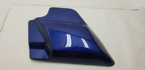 Harley Touring Side Covers Superior Blue