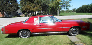 1975 Eldorado ***REDUCED AGAIN**** NO EMAILS!!!!!