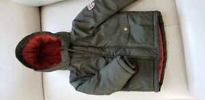 Toddler Roots Winter Jacket
