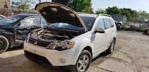 Mitsubishi Outlander 2007-2009 PART OUT