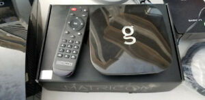 Matricom G-box q android tv top box for kodi and other apps