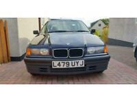 BMW E36 318i 1994 Manual Saloon - Showing Standard!