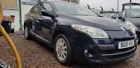 Renault Megane Estate Priviliege 1.9 Dci 130 (blue) 2010