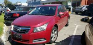 Holden cruze 2010 Red wrecking Welshpool Canning Area Preview