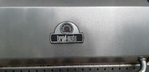 Natural Gas Broil Mate BBQ