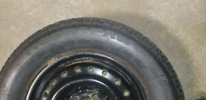 Snow Tires Great Condition 205/65/15r