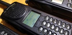 136-174mhz VHF Full Encrypted Motorola XTS3000R Radios