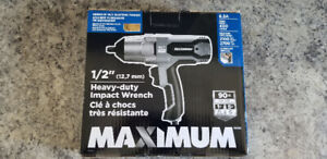 Cle a choc (impact wrench)