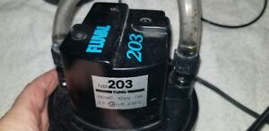203 Canister Filter