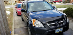 2002 HONDA CRV GREAT CONDITION RECENT SAFETY TEST