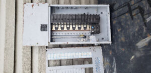 100A Electrical Panel for sale