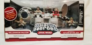Star Wars Galactic Heroes Millennium Falcon - New Factory Sealed