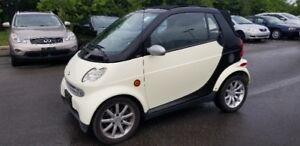 2006 Smart Fortwo CDI DIESEL Coupe ** Power Opts, AC, Cruise **