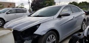 Hyundai Sonata 2011 2.4L 6-Speed GLS 2WD PART OUT