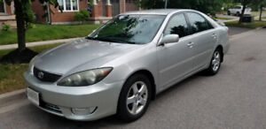 (Further Reduced)Toyota Camry SE in V4, with Bluetooth and USB