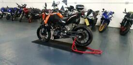 KTM Duke 200cc == we now accept p/x - Sell us your bike
