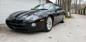 JAGUAR XK8 CONVERTIBLE 2004 ONLY $7500