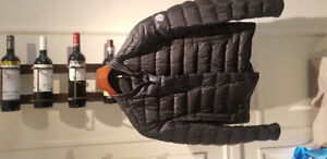 Authentic Moncler Crio goose down biker jacket