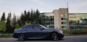 2016 BMW 340xi lease takeover