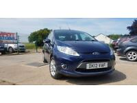 Ford Fiesta ZETEC TDCI