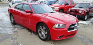 2012 DODGE CHARGER SXT LOADED CAR 153496 KM REMOT START