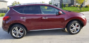 2009 Murano LE, AWD, safety,