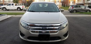 2010 Ford Fusion SE, certified , 4 new tires