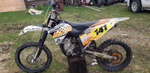 2007 ktm 450 sx-f for trade or sale